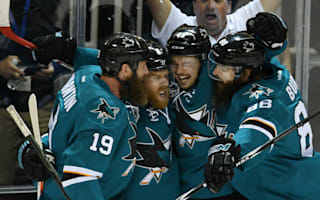 Sharks book spot in Stanley Cup final
