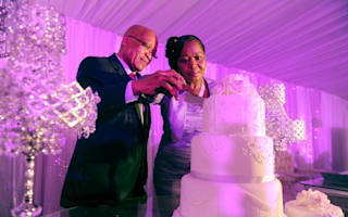 Airline offers 'Fourth Wife Flies Free' deal as jibe to South African president