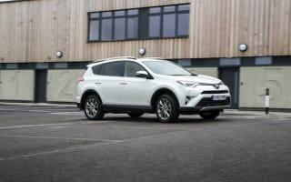 First Drive: Toyota RAV4 Hybrid