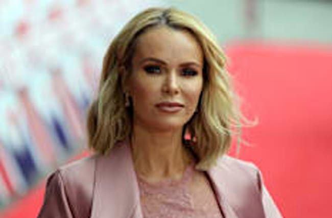 Amanda Holden reveals she had to undergo therapy