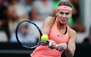 Three-time champion Safarova overcomes Kucova in Prague