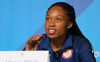 Rio 2016: Felix feeling close to her best