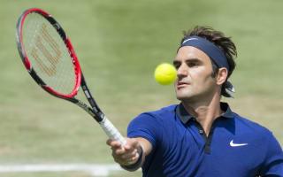 Federer beats Fritz on return to tie Lendl