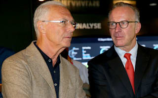 Rummenigge wants more support for Beckenbauer