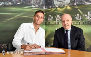 Juve agree EUR9.5m deal for Bentancur