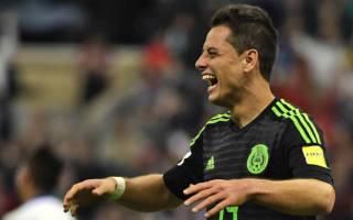 Mexico 1 Chile 0: Hernandez condemns Copa champions to consecutive losses