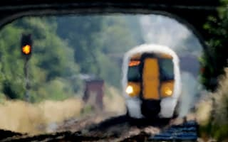 New trains to be built in Britain