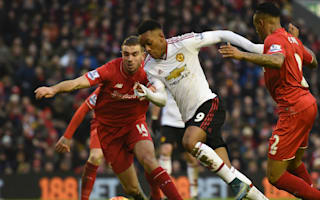 Liverpool v Manchester United: Clyne relishing historic Europa League clash