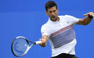 Novak Djokovic trumps Donald Young at Aegon International