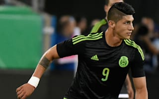 Mexico 1 Iceland 0: Pulido scores in dominant win