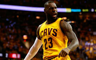 Cavs outlast Bucks, Spurs down Rockets as Warriors triumph