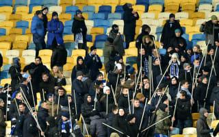UEFA opens disciplinary proceedings against Besiktas, Dynamo Kiev