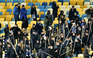 UEFA opens disciplinary proceedings against Besiktas, Dynamo Kiev