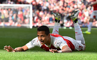 Injured Sanchez to miss Arsenal tour