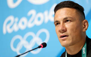 Sonny Bill Williams: Olympic gold would surpass World Cup title
