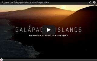 Video: The Galapagos Islands on Google Street View