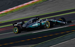 Mercedes and Ferrari enjoy productive first F1 testing session