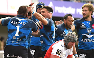 Montpellier open gap on Toulon, Agen end losing run