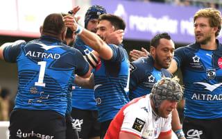 Montpellier open gap on Toulon, Agen end losing run