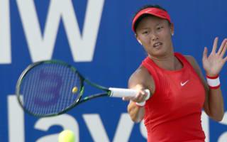 Chang, Ozaki through to round two in Nanchang