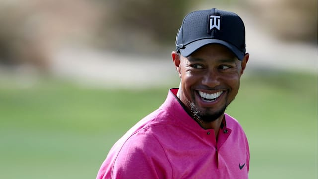 Woods produces mixed results in first round back