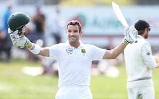 Proteas centurion Elgar leads recovery against New Zealand