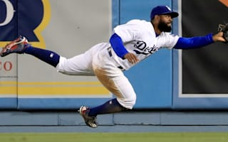 Dodgers outfielder Toles out for season with torn ACL