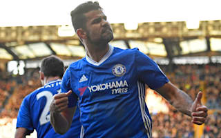 Costa fight rumour 'not nice', says Courtois