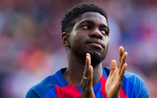 Umtiti hails Messi, Suarez & Neymar influence at Barcelona