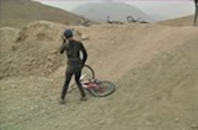 Freestyle cycling takes off in Kabul