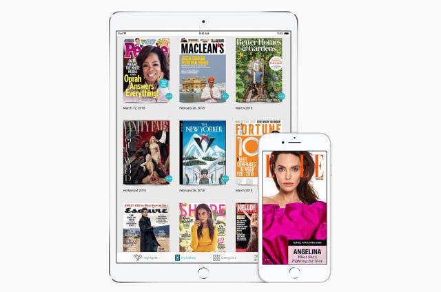 Por qué es importante que Apple haya comprado Texture, el Netflix de las revistas