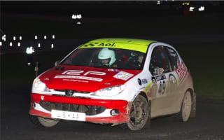 Team AOL Cars gets rallying wrong