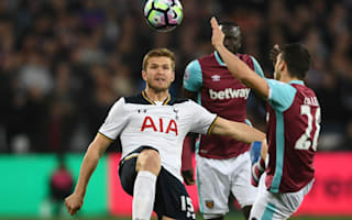 Dier: Title nearly impossible for Spurs