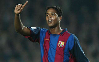 Nothing compares to Clasico for Kluivert