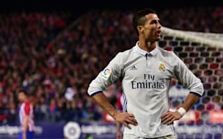 Atletico Madrid 0 Real Madrid 3: Record-breaking Ronaldo hat-trick sends leaders four points clear