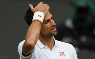 Magnificent Querrey dethrones Djokovic
