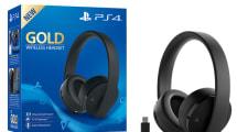 Los nuevos auriculares inalámbricos de PS4 te resultarán familiares