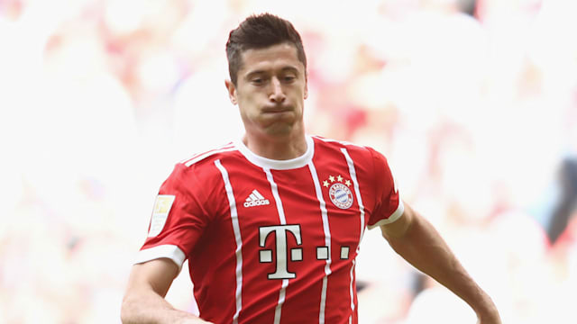 Lewandowski disappointed in Bayern as never before