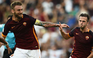 De Rossi wishes 'exemplary' Pjanic well at Juve