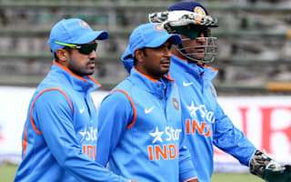 Dhoni not planning big India changes for third Zimbabwe ODI
