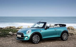 First Drive: MINI Convertible