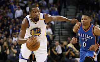 Russell Westbrook not sure he and Kevin Durant will ever reconcile