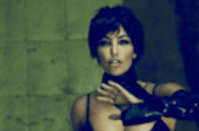 Kim Kardashian Channels Kris Jenner With SEXY Short Bob In New Photo Shoot