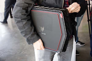 El diminuto Predator G1 de Acer esconde una gigantesca NVIDIA GeForce Titan X