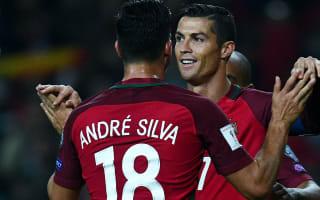 Faroe Islands 0 Portugal 6: Silva treble inspires thrashing