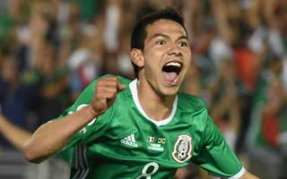 Pachuca claim Manchester United in Lozano talks