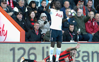 Sissoko charged by FA for Arter elbow