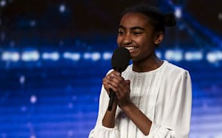 Golden buzzer sees Jasmine through Britain's Got Talent audition