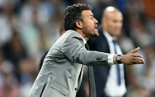 Luis Enrique: It's biased to focus on Real Madrid's Champions League success