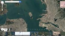La máquina del tiempo de Google Earth te enseña el mundo en un periodo de 32 años